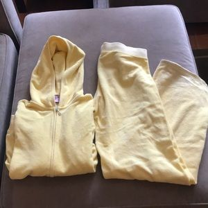 Juicy Couture terrycloth tracksuit